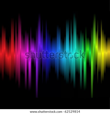 Abstract background. Raster version. Vector version is in my gallery. - stock photo