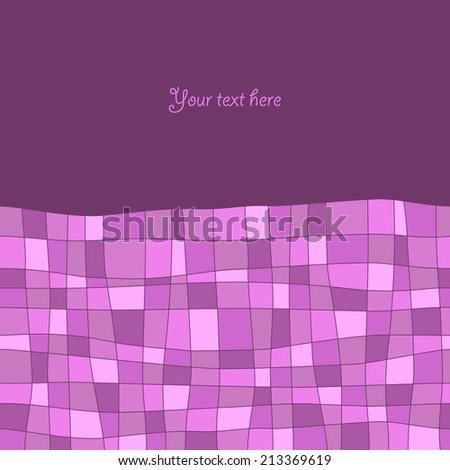 Abstract background, rasterized - stock photo
