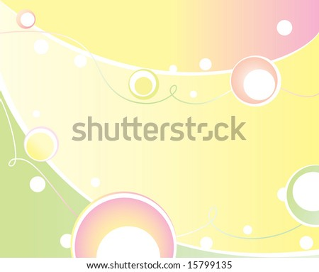 Abstract background, rasterized version - stock photo