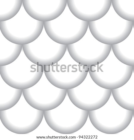Abstract background - scales like a fish - stock photo
