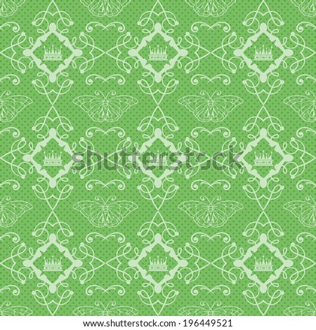 abstract background. seamless pattern. damask. decorative textured wallpaper for walls with floral pattern. abstract vintage illustration.