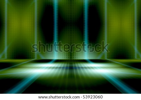 abstract background tech space - stock photo