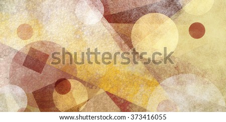 abstract background texture and shapes - stock photo