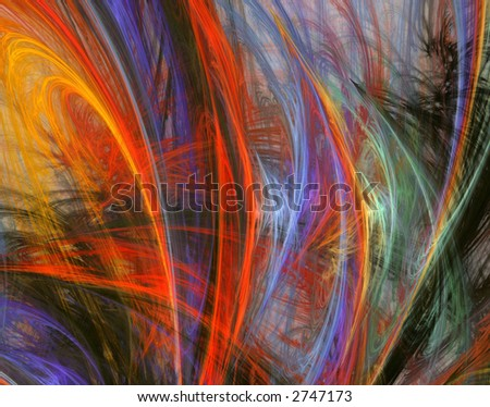abstract background texture page design illustration - stock photo