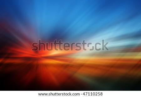 Abstract Background Beautiful Rays Light Stock Photo