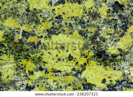 abstract background - unusual color granite - stock photo