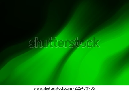 abstract background waves. green abstract background - stock photo