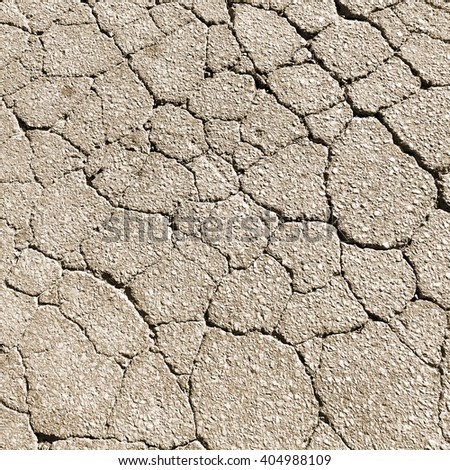 Abstract background, weathered with cracks and scratches. Landscape style. Great background or texture. - stock photo