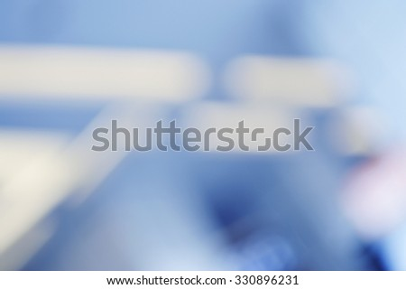 Abstract background with bokeh defocused light and shadow - stock photo