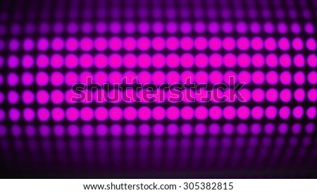 abstract background with bokeh violet purple light and shadow - stock photo