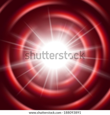abstract background with light