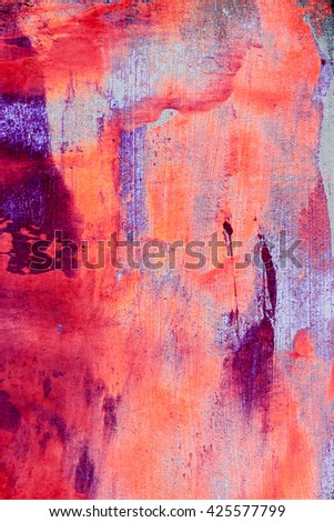 abstract background with loud colours