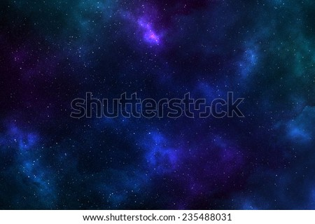 abstract background with night sky and stars. - stock photo