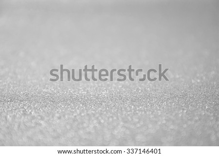 abstract background with silver twinkle - stock photo