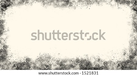 abstract background with smoky frames - stock photo