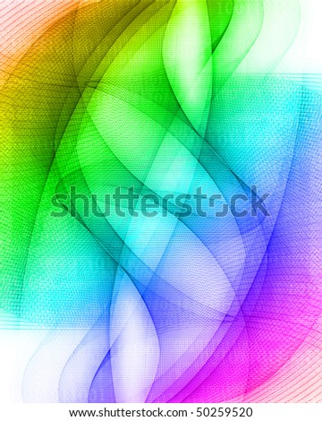 abstract background with some smooth lines in it