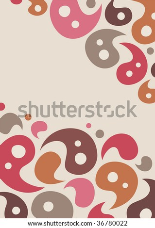 Abstract Background With Space For Your Text (in the gallery also available vector version of this image)