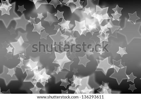 abstract background with white star texture