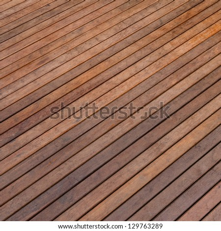 Abstract Background Wooden Floor - stock photo
