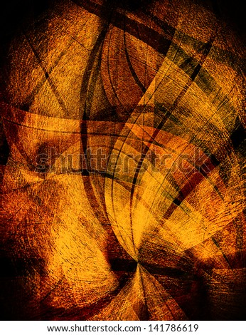 abstract background wooden surface. art illustration digital construction