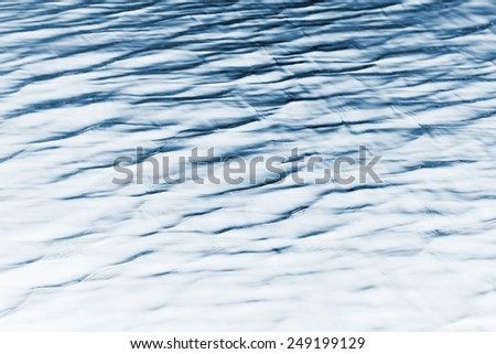 abstract background - x-ray effect of a water surface photo - stock photo