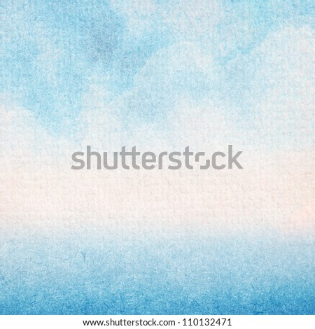 Abstract beach-sea background. - stock photo