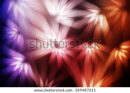 Abstract beams background