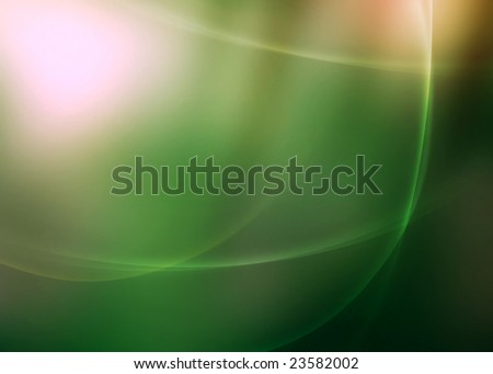 Abstract beautiful and color of a sea wave with flashes