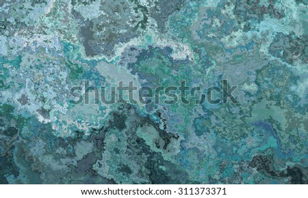 Abstract beautiful blue. Grunge background texture