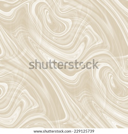 abstract beige background many swirls texture (seamless pattern)  - stock photo
