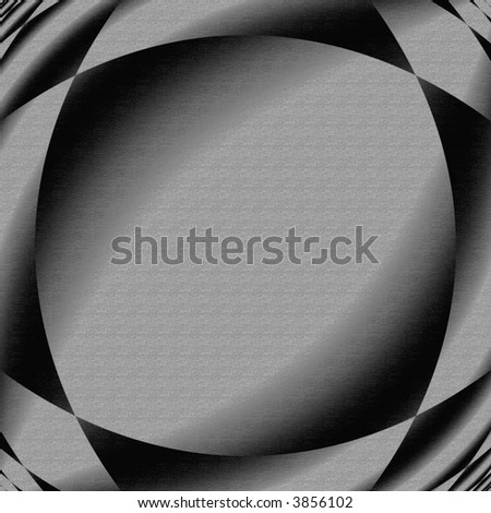 abstract black and white background - stock photo