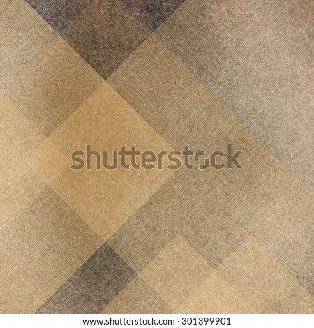 abstract black and white background, triangles and angled shapes layered line design element, faded texture design, geometric background, angled shapes background, worn yellowed white paper - stock photo
