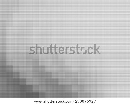 Abstract black and white girds background