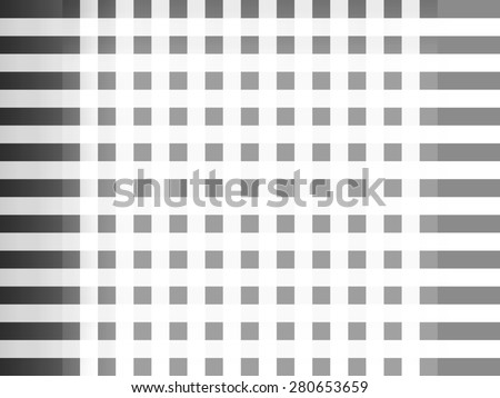 Abstract black and white grid background