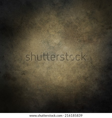 Abstract black background. Dark grunge textured wall background.  - stock photo