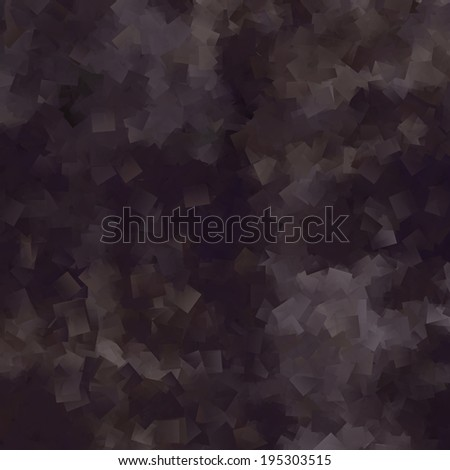 abstract black background gray cubes pattern  - stock photo