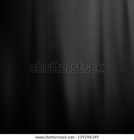 abstract black background with some shades in it - stock photo