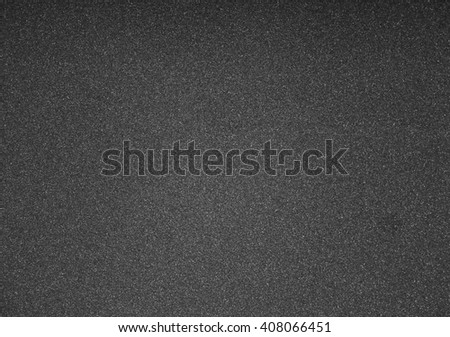 abstract black textured background - stock photo