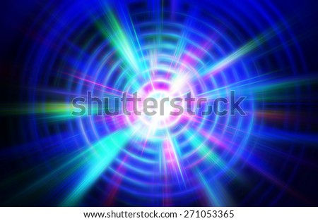 abstract  blue and pink  color background with motion blur