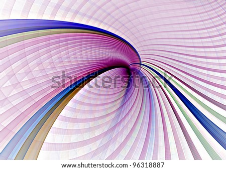 abstract blue and violet background texture - stock photo
