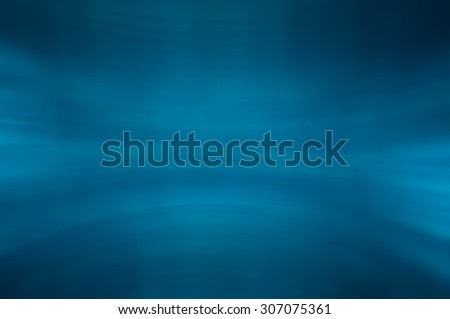 Abstract blue background defocused lights. - stock photo
