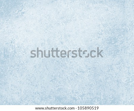 abstract blue background, elegant pale vintage grunge background texture design with white faded color, light blue paper - stock photo