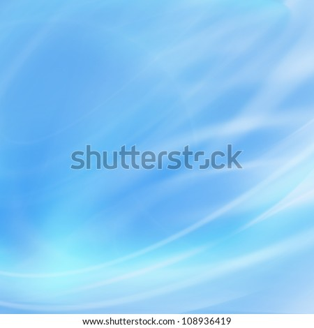 Abstract blue background for technology products - stock photo