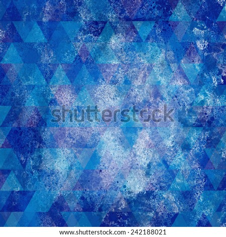 abstract blue background light color vintage grunge background texture design - stock photo