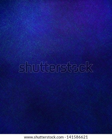 abstract blue background old faded vintage grunge background texture, faint grungy black scratch design border, blue paper wallpaper for brochure background or web template background or book cover - stock photo