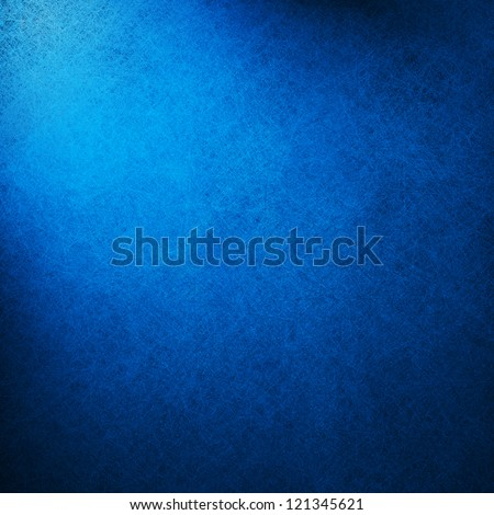 abstract blue background texture design layout, abstract blue paper, vintage grunge background texture old, graphic art use or magazine brochure ad, elegant web background, rich black border, website - stock photo