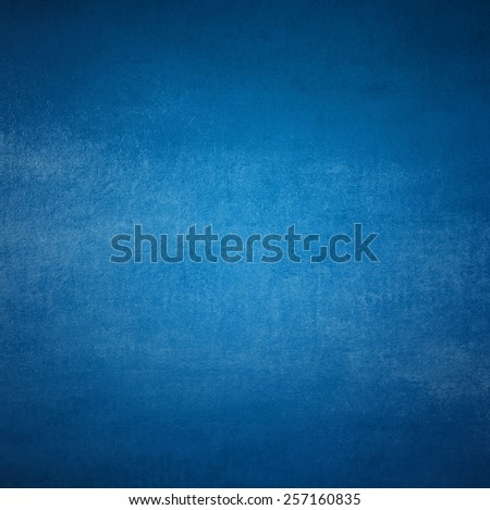 Abstract blue background wall - stock photo