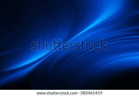 Abstract blue background, wave texture