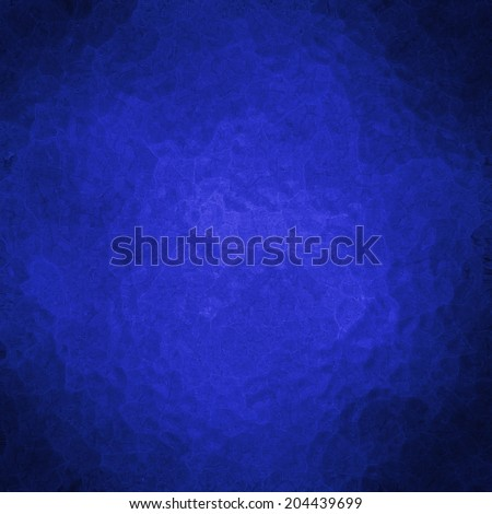 abstract blue background with pitted shiny glass background texture design, elegant sapphire blue paint on wall, dark blue background paper or web background templates, glass effect - stock photo