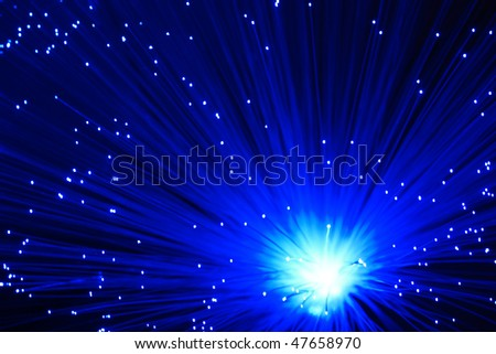 Abstract blue background with star, for backgrounds or textures